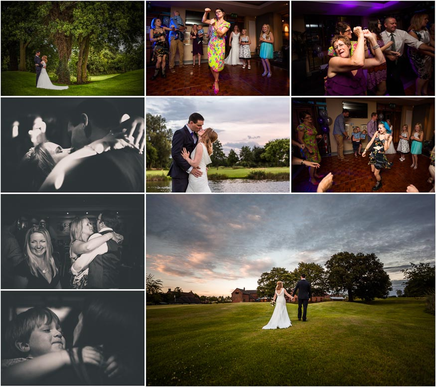 Lichfield Golf And Country Club Wedding Photography-09