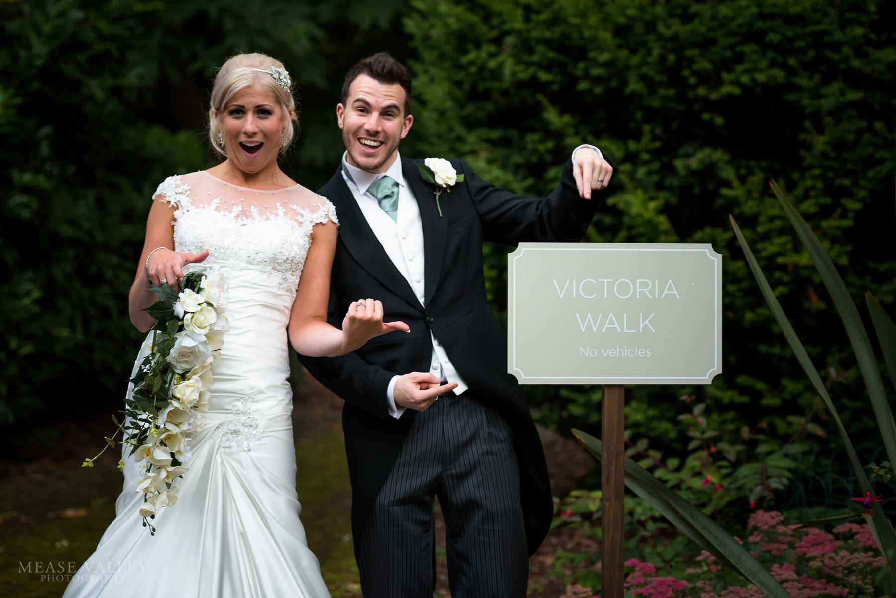 Matt and gavie wedding