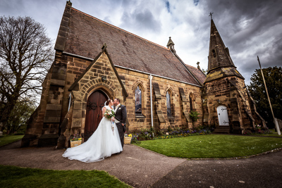 Tamworth Wedding