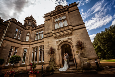 Hampton Manor Hotel Wedding