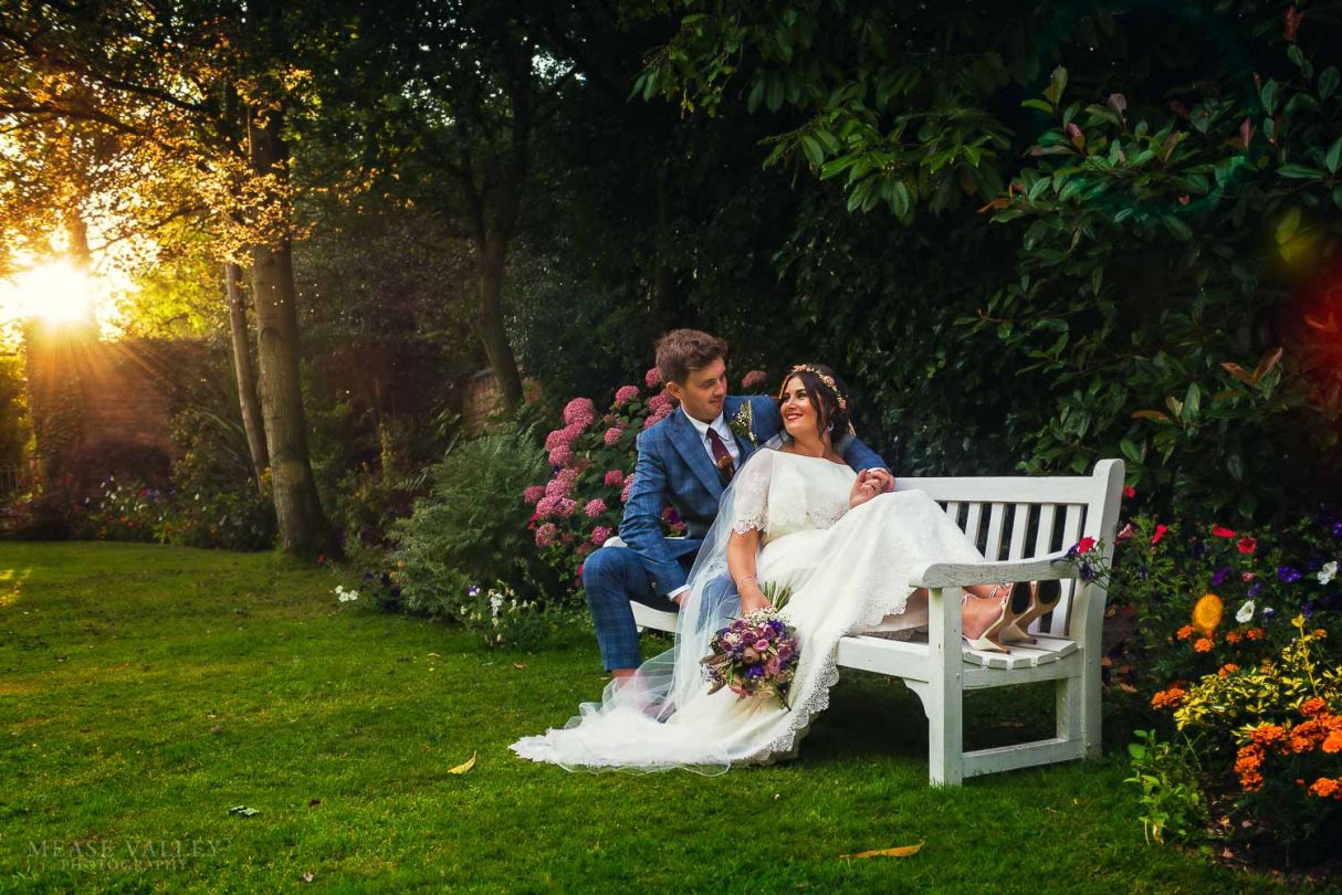 Garden Wedding Pendrell Hall