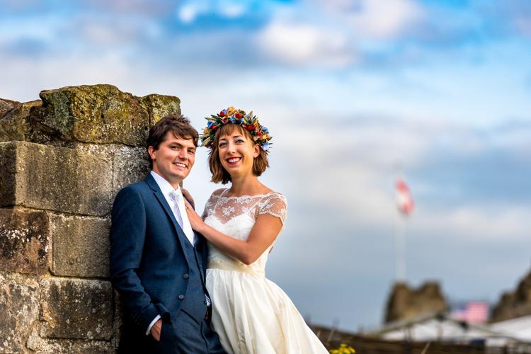Staffordshire Wedding Photographer Wedding Ceremony Packington Moor Barn Staffordshire