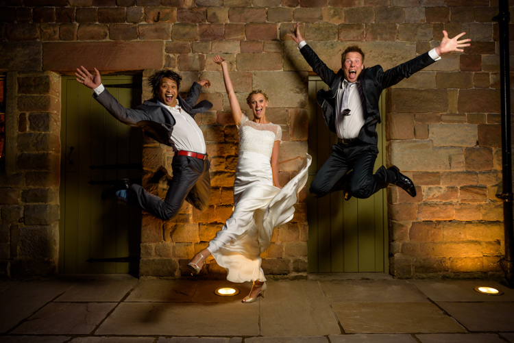 Staffordshire Wedding Photographer Wedding Ceremony Packington Moor Barn Staffordshire